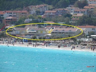 Für 8 Personen: Hübsches Apartment / Ferienwohnung in der Region Kroatische Inseln