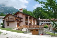 Ferienwohnung 393969 für 4 Personen in Sospirolo