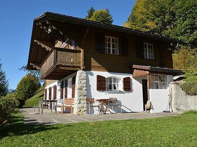 Für 9 Personen: Hübsches Apartment / Ferienwohnung in der Region Berner Oberland