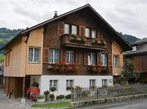 Holiday apartment 397158 for 4 persons in Zweisimmen
