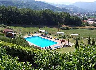 Für 2 Personen: Hübsches Apartment / Ferienwohnung in der Region Dicomano