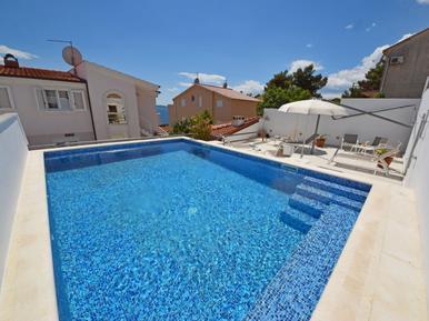 Für 2 Personen: Hübsches Apartment / Ferienwohnung in der Region Kroatische Inseln