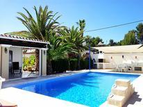 Ferienhaus 4527 für 6 Personen in Cala Vadella