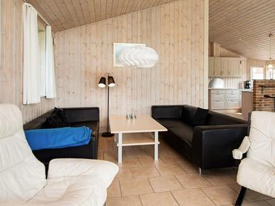 Gemütliches Ferienhaus : Region Djursland für 8 Personen