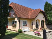 Holiday apartment 402726 for 4 persons in Balatonberény
