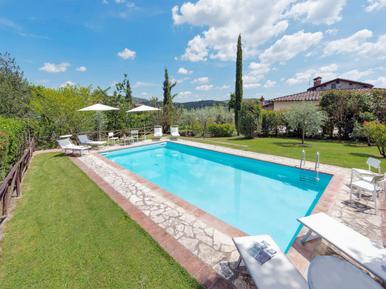 Gemütliches Ferienhaus : Region Radda in Chianti für 8 Personen