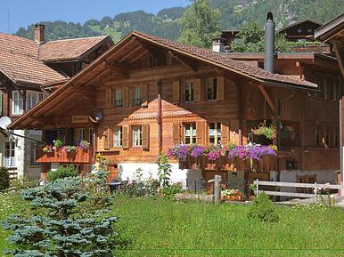 Für 4 Personen: Hübsches Apartment / Ferienwohnung in der Region Lauterbrunnen