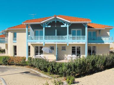 Für 7 Personen: Hübsches Apartment / Ferienwohnung in der Region Biscarrosse-Plage