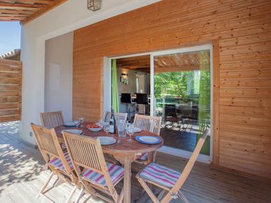 Gemütliches Ferienhaus : Region Korsika für 8 Personen
