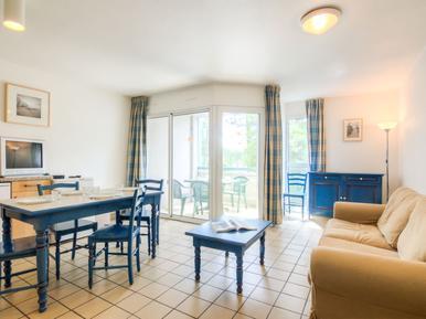 Für 4 Personen: Hübsches Apartment / Ferienwohnung in der Region Lacanau
