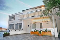 Holiday apartment 420490 for 4 persons in Baska Voda