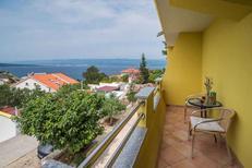 Rekreační byt 424422 pro 5 osob v Vrbnik