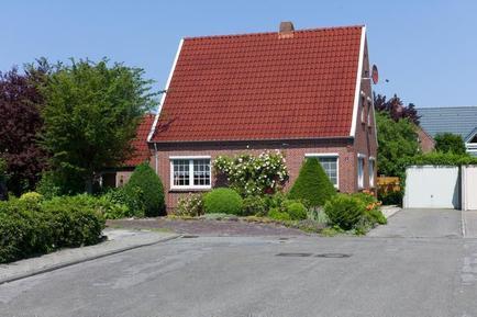 Gemütliches Ferienhaus : Region Norden-Norddeich für 6 Personen
