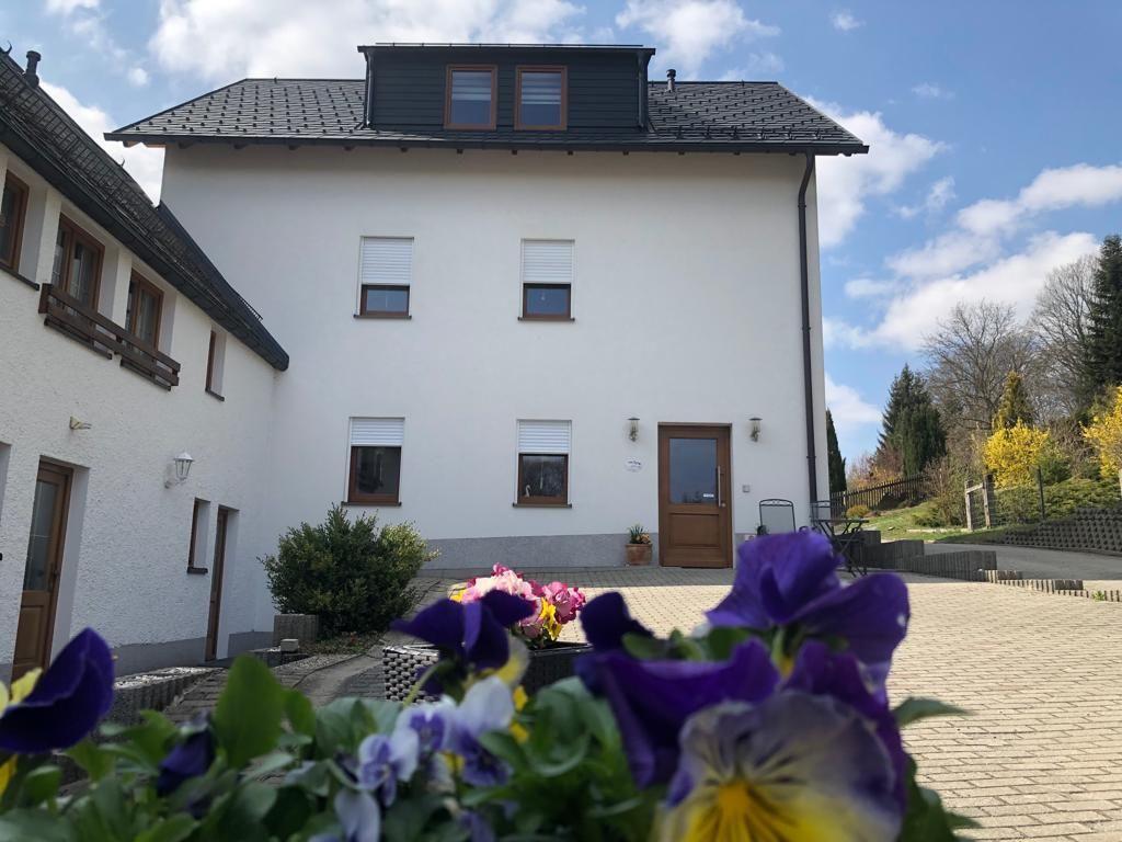 Barrierefreie Fünf-Sterne Erdgeschosswohnung   Vogtland