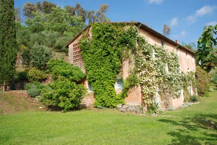 Gemütliches Ferienhaus : Region Pescaglia für 10 Personen