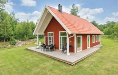 Holiday home 440848 for 6 persons in Holmsjö