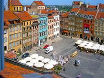 Ferienwohnung 442984 für 3 Personen in Warschau