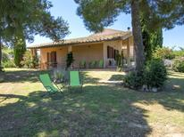 Ferienhaus 448457 für 6 Personen in Bibbona