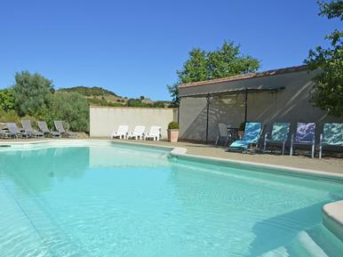 Gemütliches Ferienhaus : Region Languedoc-Roussillon für 16 Personen