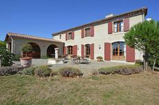 Semesterhus 448883 för 10 personer i Villarzel-du-Razès