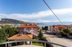 Appartement 453307 voor 3 personen in Baška