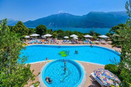 Mobilehome : Region Limone sul Garda für 5 Personen