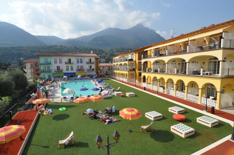 Ferienwohnung für 4 Personen ca. 60 m² i   Gardasee - Lago di Garda
