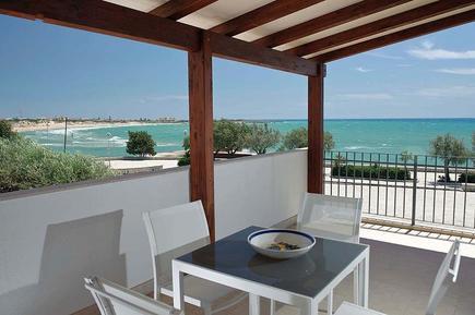 Für 5 Personen: Hübsches Apartment / Ferienwohnung in der Region Sizilien