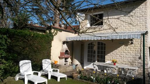 Ferienhaus für 6 Erwachsene + 1 Kind in Vaires-sur-Marne, Paris und Umgebung