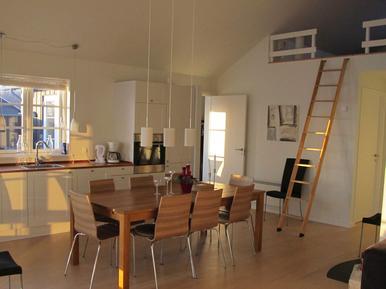 Gemütliches Ferienhaus : Region Lolland für 8 Personen