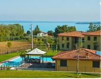 Appartement 460872 voor 2 volwassenen + 4 kinderen in Moniga del Garda