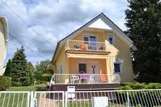 Mieszkanie wakacyjne 464768 dla 4 osoby w Zalakaros