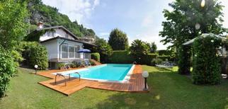 Villa 466472 per 4 adulti + 2 bambini in Domaso