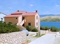 Holiday apartment 466921 for 6 persons in Pag