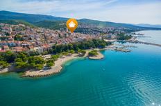 Appartement de vacances 468529 pour 4 personnes , Crikvenica