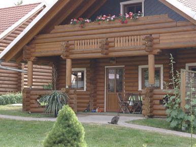 Gemütliches Ferienhaus : Region Sachsen-Anhalt für 6 Personen