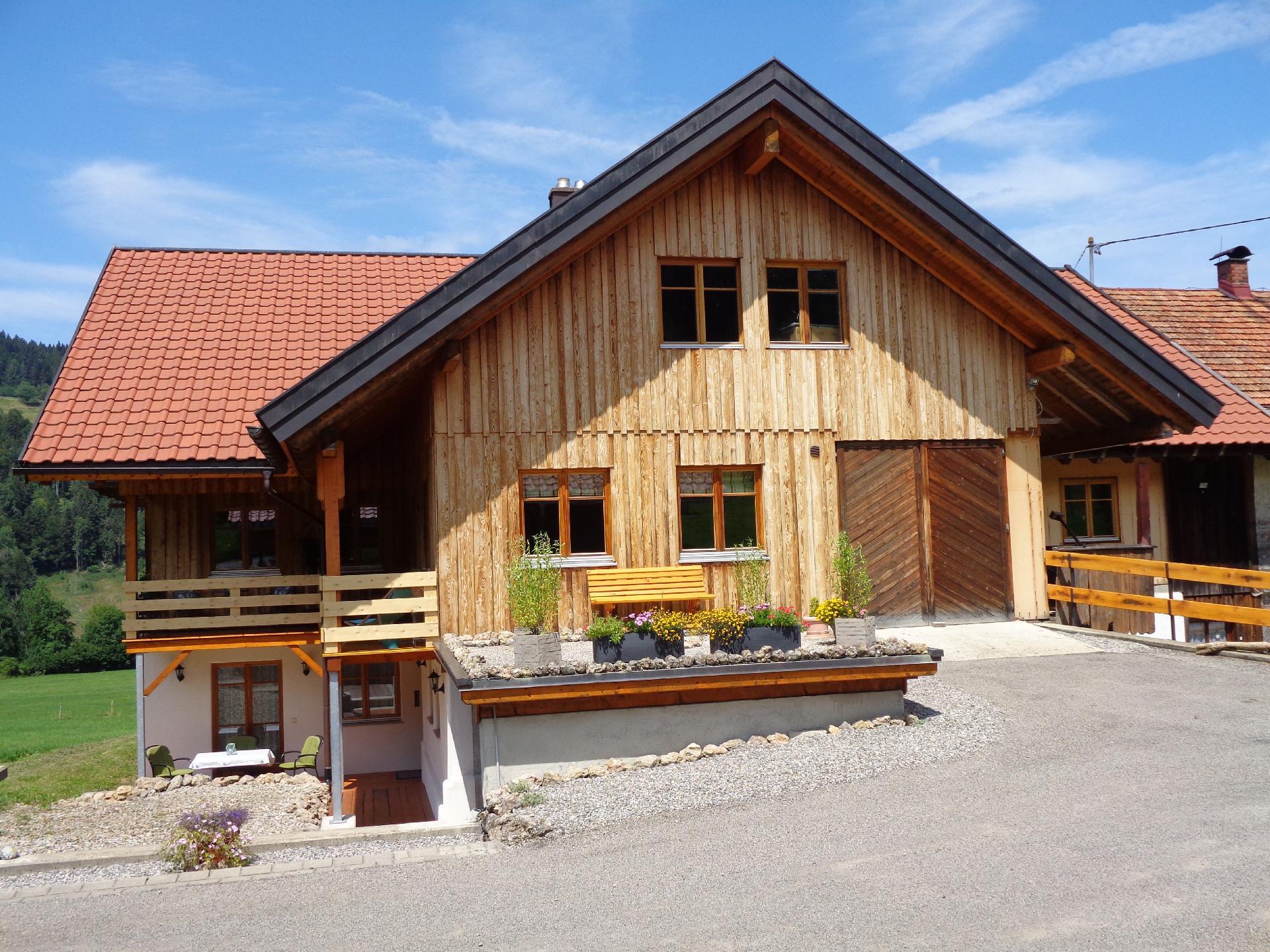 Ferienwohnung für 2 Personen  + 2 Kinder ca.   im Allgäu