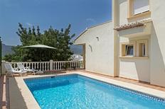 Holiday home 469032 for 6 persons in Xaló