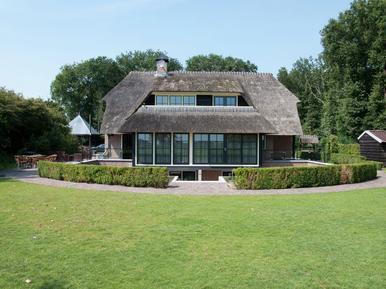 Gemütliches Ferienhaus : Region Drenthe für 16 Personen
