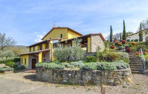 Gemütliches Ferienhaus : Region San Giustino Valdarno für 8 Personen