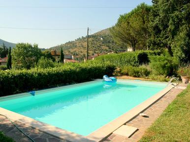 Gemütliches Ferienhaus : Region San Giuliano Terme für 8 Personen