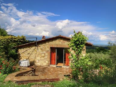 Gemütliches Ferienhaus : Region Montepulciano für 15 Personen