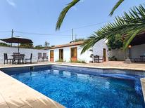 Holiday home 474790 for 4 persons in El Rosario