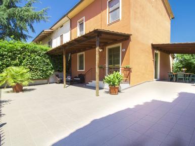 Gemütliches Ferienhaus : Region Orentano für 8 Personen