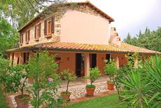 Ferienhaus 476523 für 8 Personen in Massa Marittima