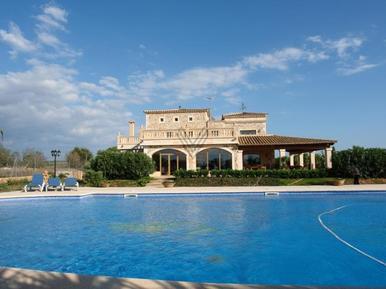 Gemütliches Ferienhaus : Region Mallorca für 19 Personen