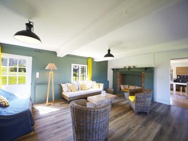 Gemütliches Ferienhaus : Region Normandie für 35 Personen