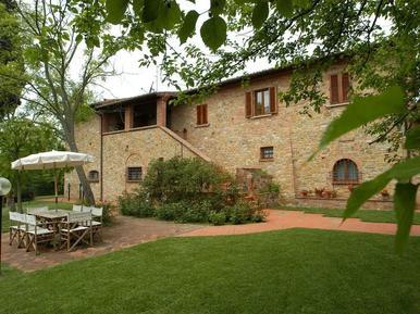 Für 9 Personen: Hübsches Apartment / Ferienwohnung in der Region Toskana