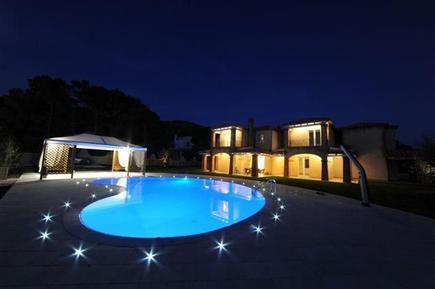 Gemütliches Ferienhaus : Region Torre delle Stelle für 4 Personen