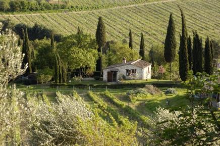 Für 2 Personen: Hübsches Apartment / Ferienwohnung in der Region San Gimignano